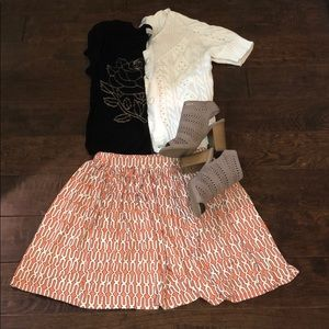 Loveappella Skirt Size Small
